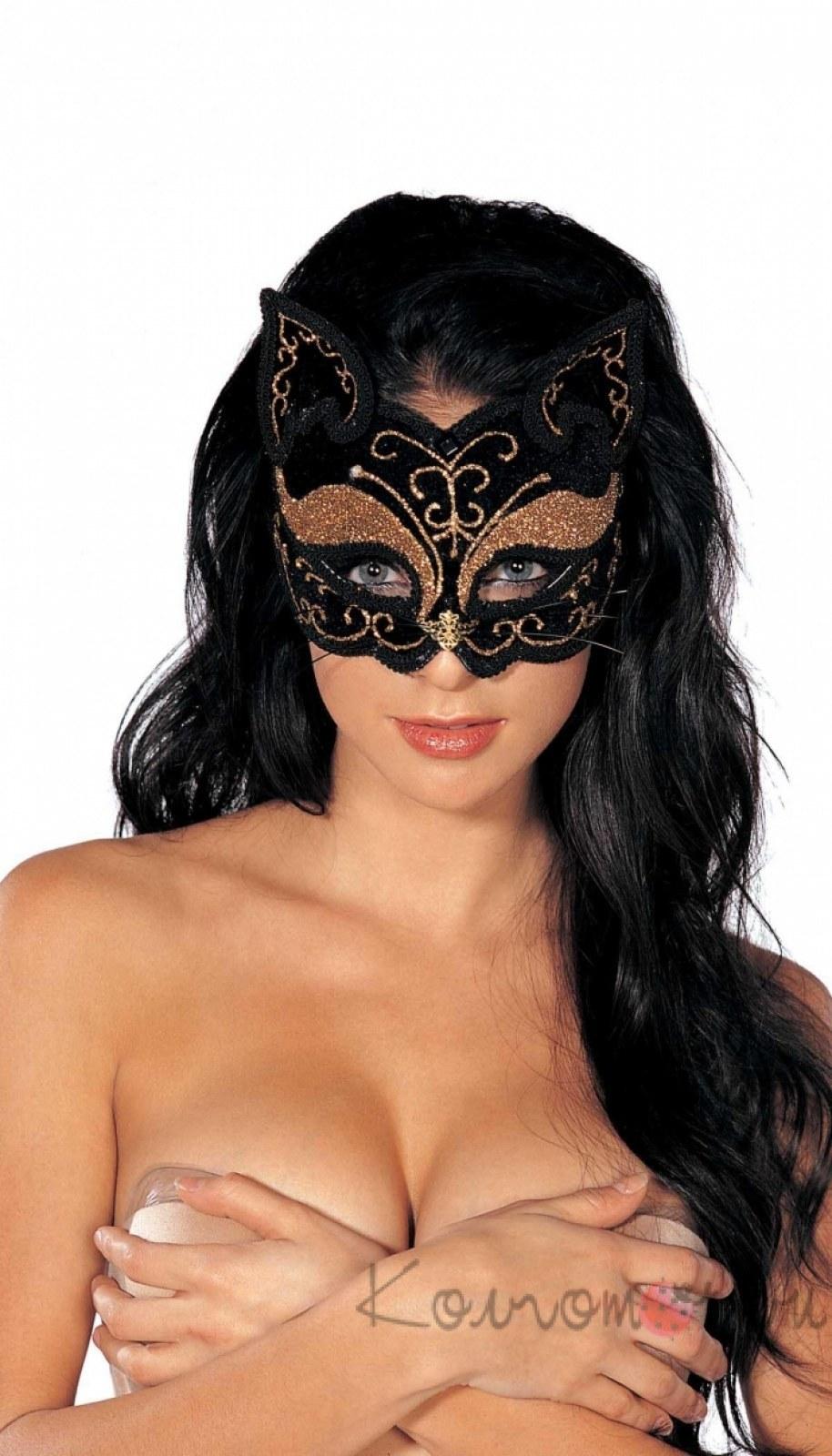 Эротические женские маски 27 фотография