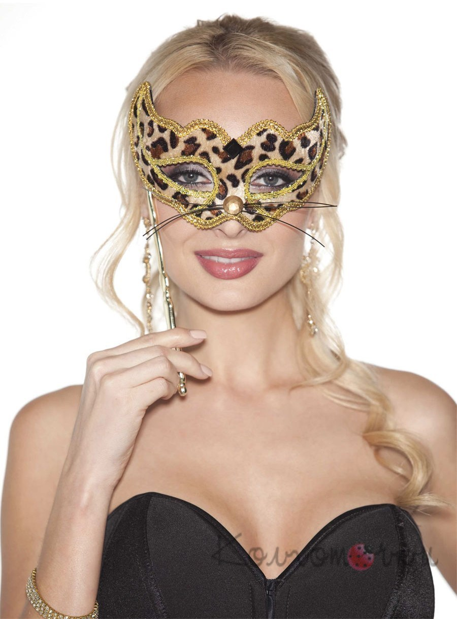 Эротические женские маски 10 фотография