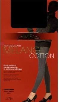 Колготки, Omsa Melange Cotton, Omsa