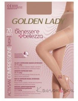 Колготки GOLDEN LADY Benessere Bellezza 70