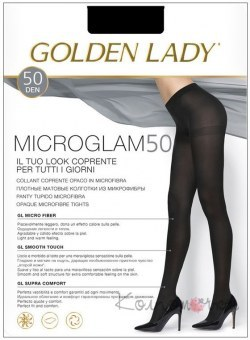 Колготки GOLDEN LADY Microglam 50