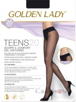 Колготки GOLDEN LADY Teens 20