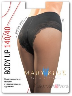 Колготки, Mary Blue, Body-UP 40/140