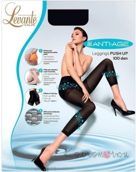 Леггинсы Levante ANTI-AGE 100 leggings