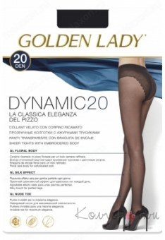 Колготки GOLDEN LADY Dynamic 20