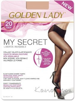 Колготки, GOLDEN LADY MY SECRET 20 DEN