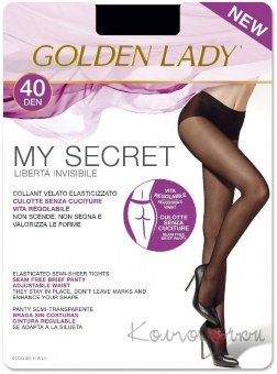 Колготки, GOLDEN LADY MY SECRET 40 DEN