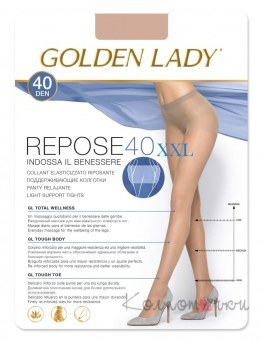 Колготки, Golden Lady Repose 40 XXL
