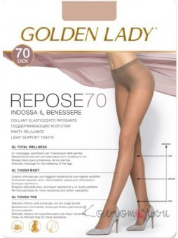 Колготки, Golden Lady Repose 70 den