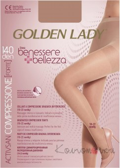 Колготки GOLDEN LADY Benessere Bellezza 140